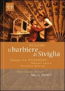 Gioacchino Rossini. Il barbiere di Siviglia - DVD