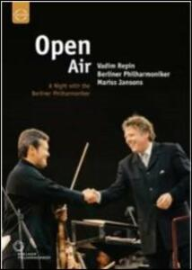 Open Air. A Night with the Berliner Philharmoniker - DVD