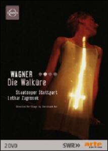 Richard Wagner. Die Walkure. La valchiria (2 DVD) di Christoph Nel - DVD