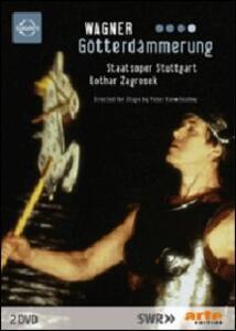 Richard Wagner. Gotterdammerung. Il Crepuscolo degli Dei (2 DVD) - DVD