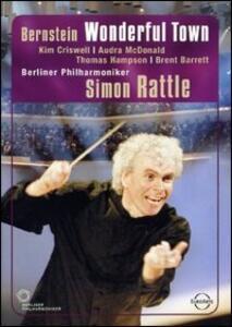 Leonard Bernstein. Wonderful Town - DVD