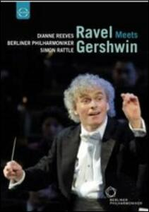 Ravel Meets Gershwin - DVD