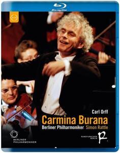 Carl Orff. Carmina Burana - Blu-ray