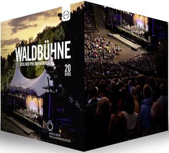 Waldbühne Edition (20 DVD) - DVD