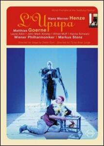 Hans Werner Henze. L'Upupa - DVD