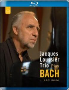 Jacques Loussier Trio Play Bach... and More - Blu-ray