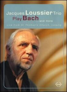 Jacques Loussier Trio Play Bach... and More - DVD