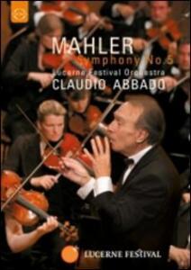 Gustav Mahler. Symphony No. 5 - DVD