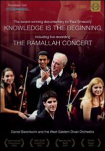 Knowledge Is The Beginning (2 DVD) di Paul Smaczny - DVD
