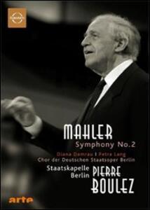 Gustav Mahler. Symphony No. 2 - DVD