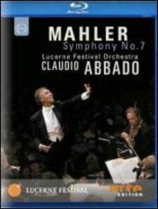 Gustav Mahler. Symphony No. 7 - Blu-ray