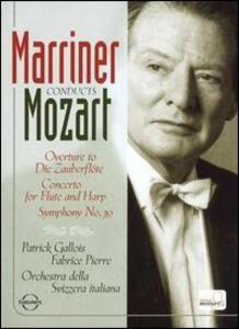 Neville Marriner. Marriner conducts Mozart - DVD