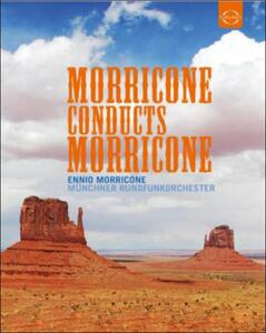 Morricone Conducts Morricone - DVD