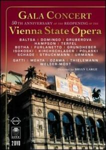 Gala Concert. Vienna State Opera (2 DVD) - DVD