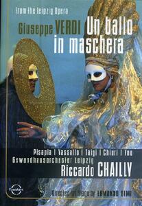 Giuseppe Verdi. Un ballo in maschera di Ermanno Olmi - DVD