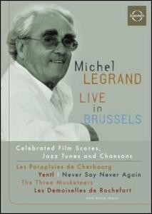 Michel Legrand. Live in Brussel - DVD