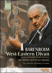 Daniel Barenboim & The West-Eastern Divan Orchestra. Live from the Alhambra - DVD