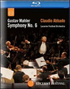 Gustav Mahler. Symphony No. 6 - Blu-ray