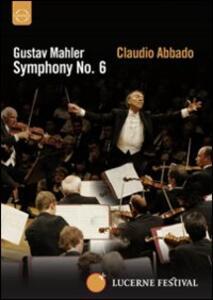 Gustav Mahler. Symphony No. 6 - DVD