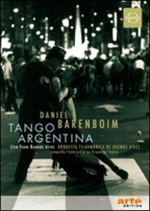 Daniel Barenboim. Tango Argentina - DVD