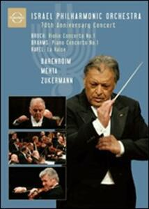 Israel Philharmonic Orchestra. 70th Anniversary Concert - DVD