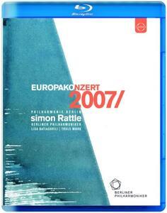 Europakonzert 2007 - Blu-ray