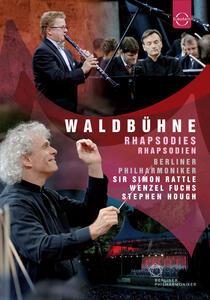 Waldbühne 2007 from Berlin. Rhapsodies - DVD