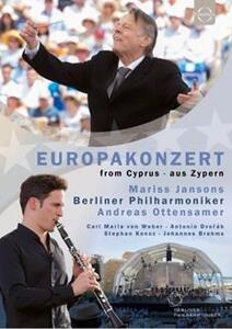 EuropaKonzert 2017 from Cyprus (DVD) - DVD