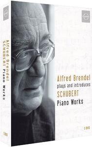 Franz Schubert. Piano Works (5 DVD) - DVD