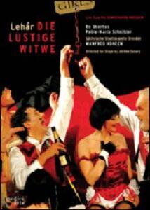 Franz Lehár. Die lustige witwe. La vedova allegra - DVD