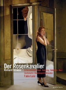Richard Strauss. Il Cavaliere della Rosa (2 DVD) di Uwe Eric Laufenberg - DVD