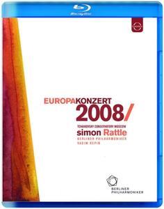 Europakonzert 2008 - Blu-ray