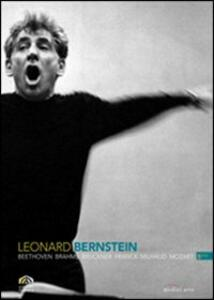 Leonard Bernstein Anniversary Box (5 DVD) - DVD