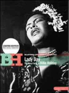 Billie Holiday. Lady Day. The Many Faces of Billie Holiday - DVD