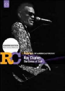 Ray Charles. The Genius of Soul di Yvonne Smith - DVD