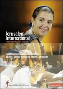 Jerusalem International Chamber Music Festival - DVD