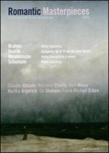 Romantic Masterpieces (4 DVD) - DVD