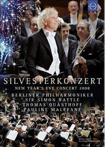 Silvesterkonzert 2008. New Year's Eve Concert 2008 - DVD
