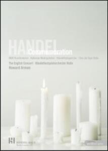 Georg Friedrich Händel. Handel Commemoration - DVD