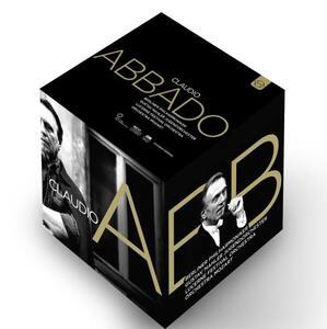 Claudio Abbado Edition (25 DVD)
