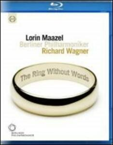 Richard Wagner. The Ring Without Words - Blu-ray