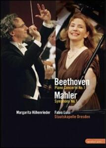 Fabio Luisi Conducts Beethoven and Mahler - DVD
