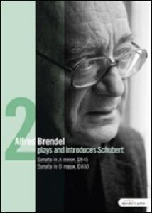Franz Schubert. Piano Works. Vol. 2 - DVD