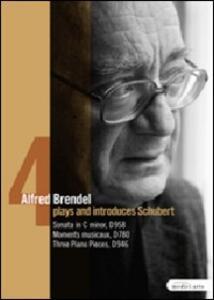 Franz Schubert. Piano Works. Vol. 4 - DVD