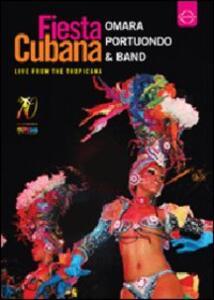 Fiesta cubana. Omara Portuondo and Band - DVD
