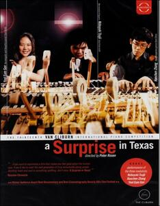 A Surprise In Texas - DVD