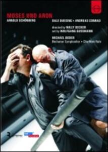 Arnold Schönberg. Mosè e Aronne. Moses und Aron - DVD