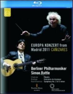 Europa Konzert from Madrid 2011 - Blu-ray