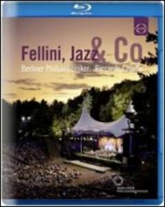 Fellini, Jazz & Co. - Blu-ray