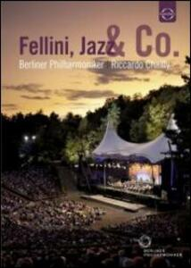 Fellini, Jazz & Co. - DVD